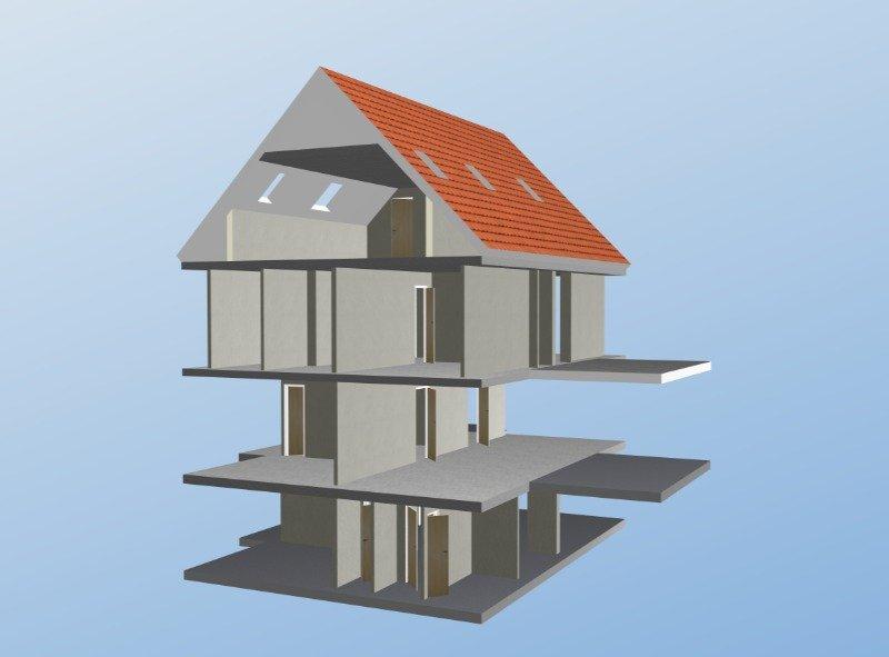 INFENSA-CAD-Zeichnung