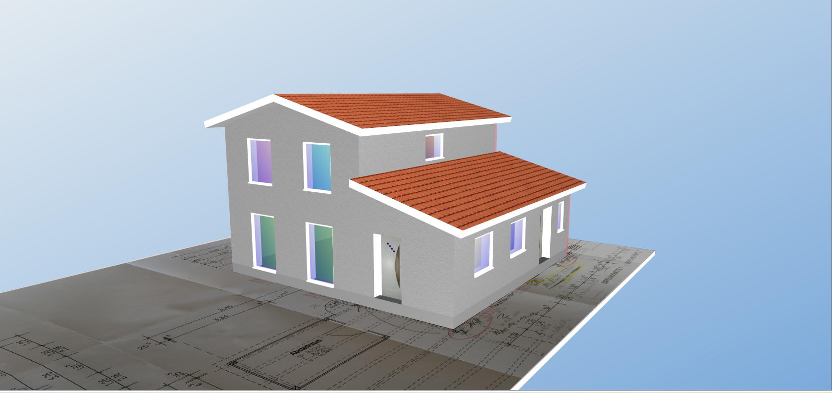 INFENSA-Rohrnetzplanung-Haus